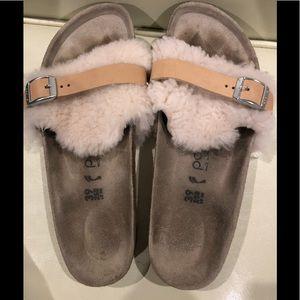 Birkenstock's Papillio Fur Lined Sandals
